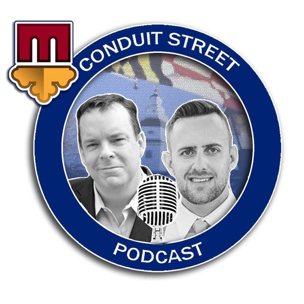 Conduit Street Podcast: Leadership, Labor Day, and Lunchboxes