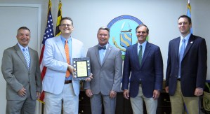 Harford Earns 36th Consecutive Award for Excellence in Financial Reporting