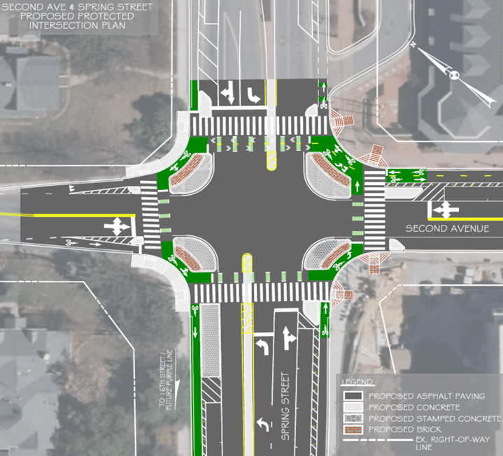 "What is a ""Protected Intersection"" and How Do We Get One?"