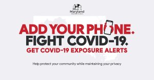 MD Rolls Out Statewide COVID-19 Exposure App