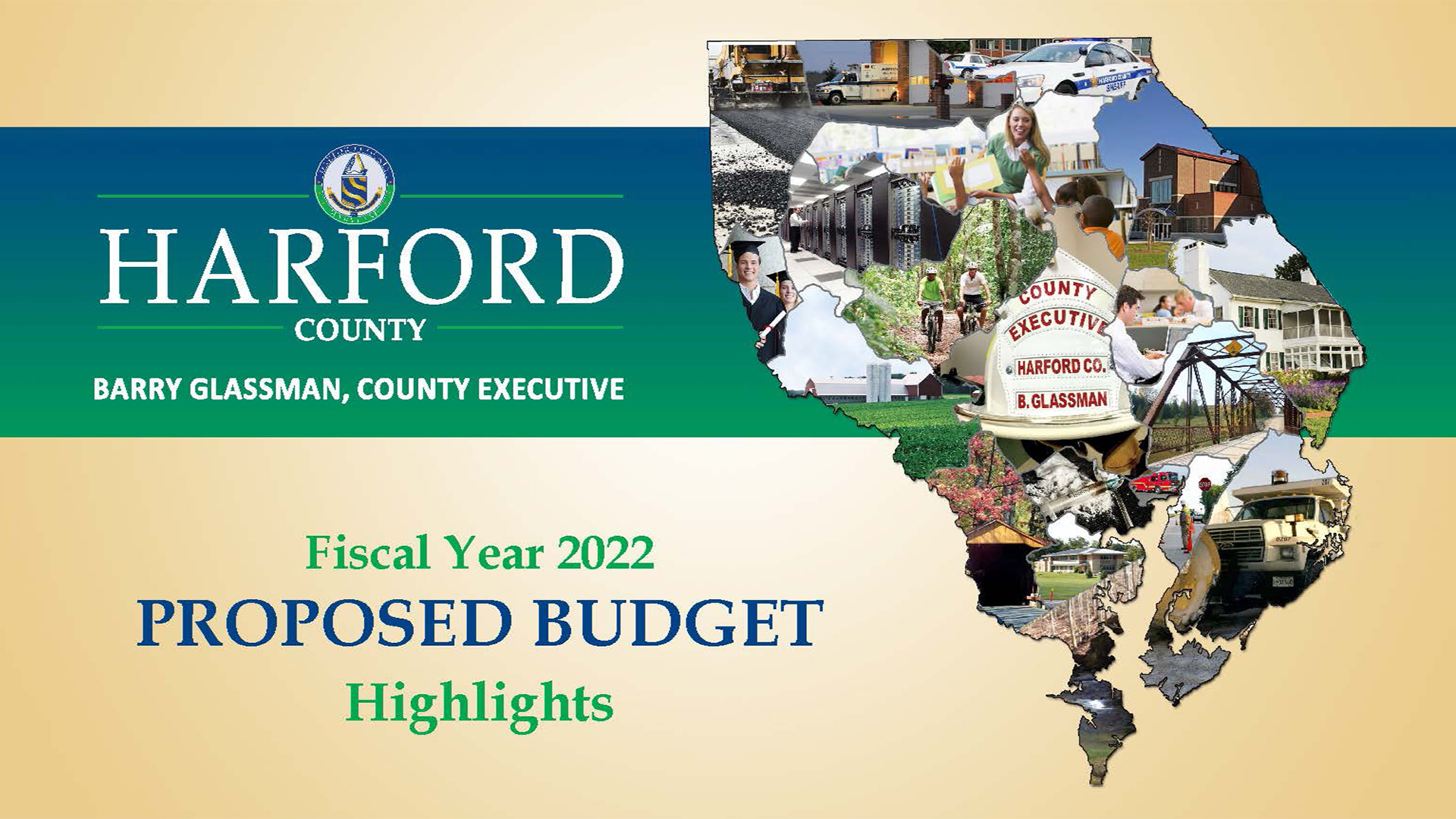 Glassman's Budget Fully Funds Schools, Invests In Public Safety, Reduces Tax Burden