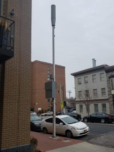 Sun Surveys the 5G Small Cell Battleground in Maryland