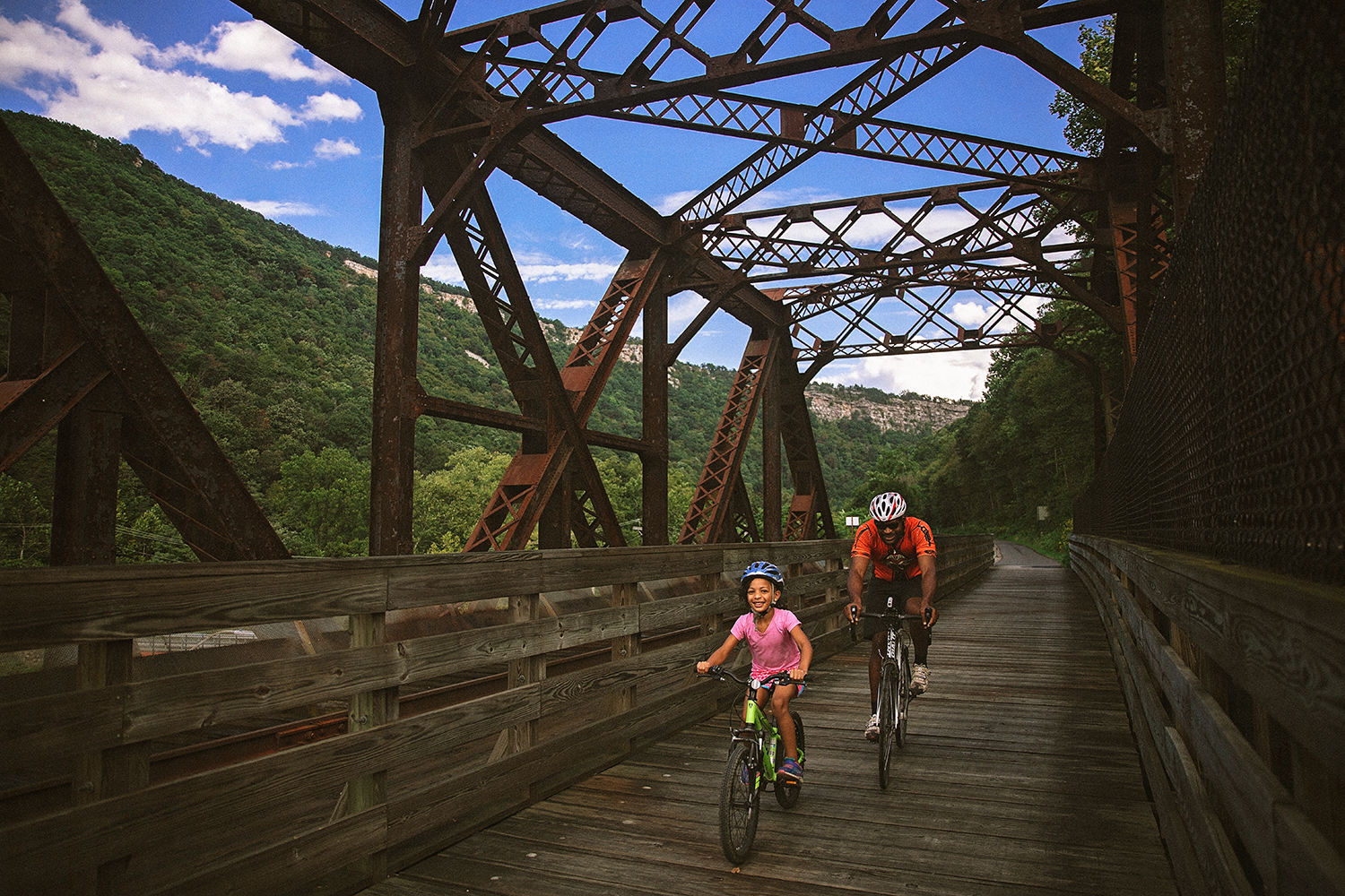 Two Allegany Trails Nominated for Best Recreational Trails in North America