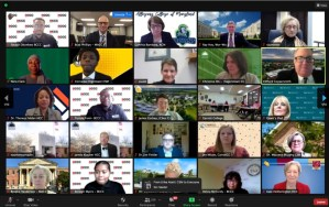 Community Colleges Host First Virtual Student Advocacy Day
