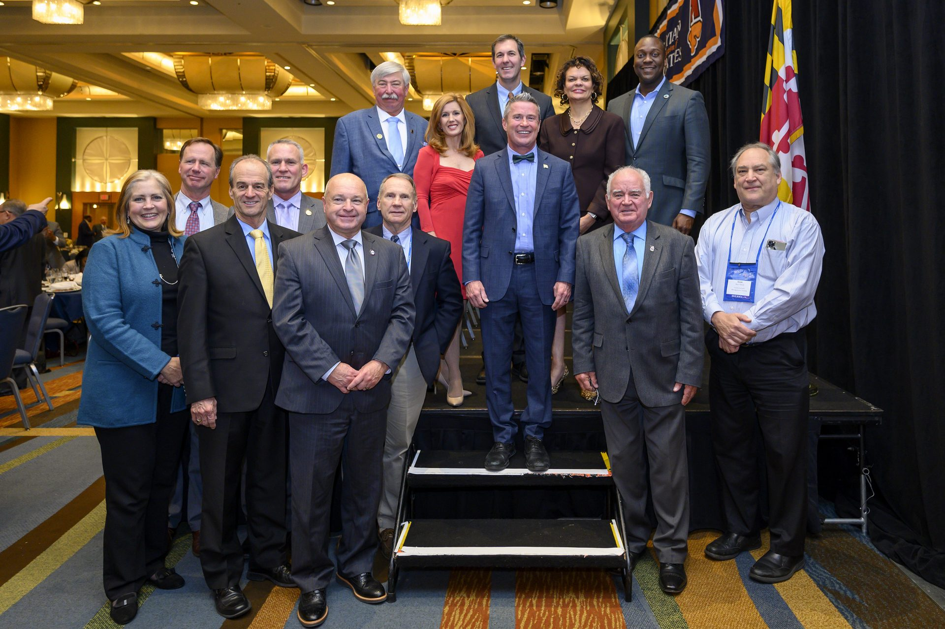 MACo Installs 2020 Board of Directors at Winter Conference