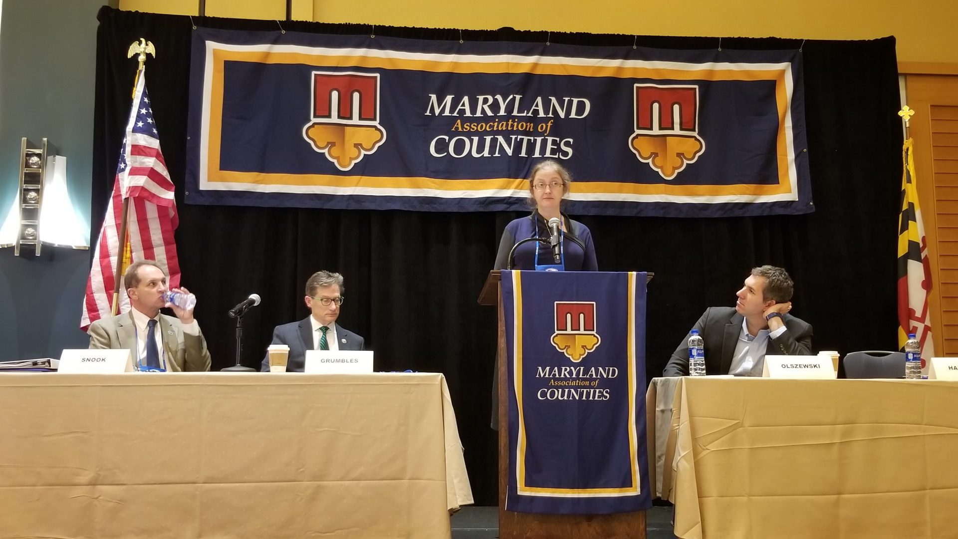 Attendees Glimpse Maryland's Clean Energy Future at #MACoCon