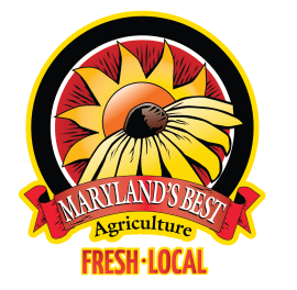 logo for Maryland's Best agricultural products