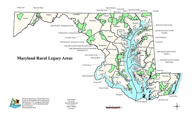 Board of Public Works Approves $18.8 Million in Rural Legacy Program Grants