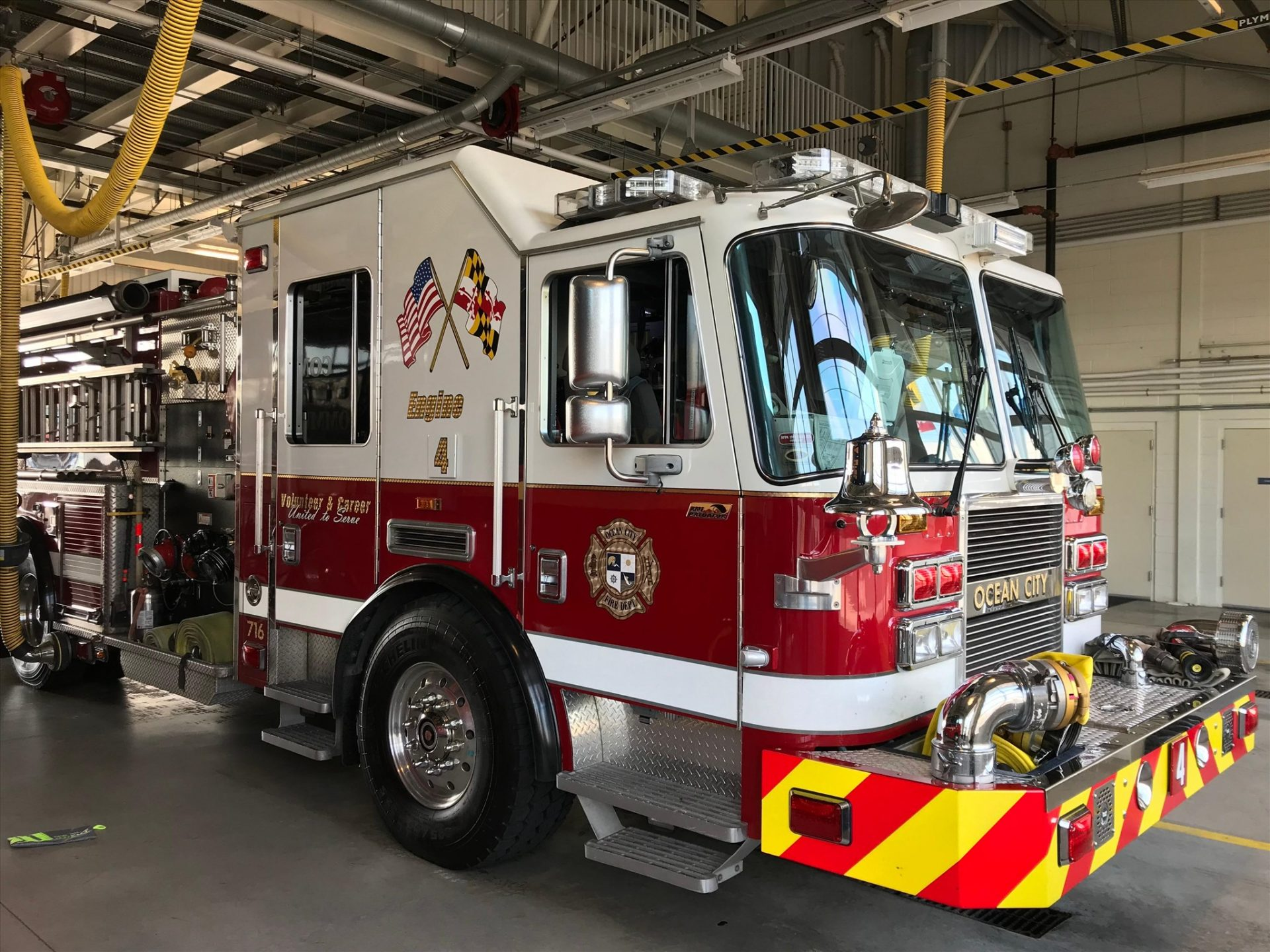 Worcester County Forms Committee to Study Fire, EMS Issues