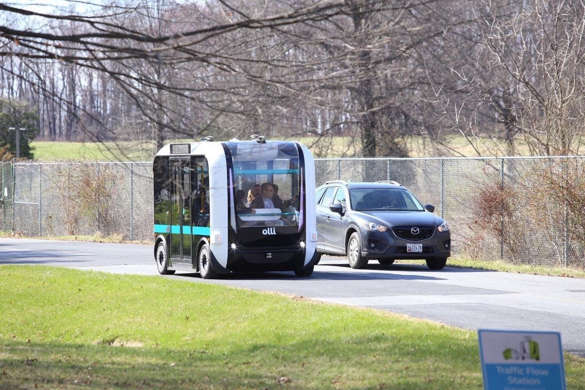 Autonomous Shuttle Research Expanding Onto Public Roads