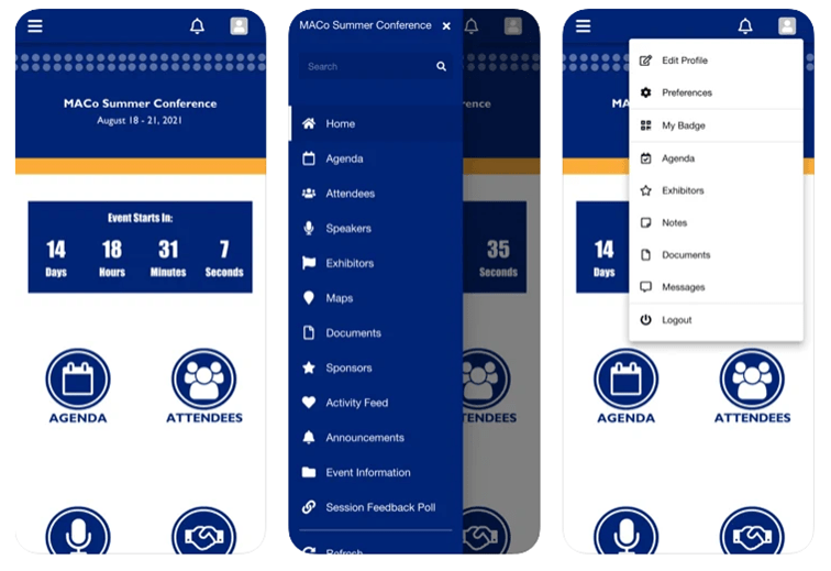 Get the Most Out of #MACoCon – Download Our New Mobile App!