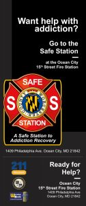 "Worcester Launches ""Safe Station"" in Ocean City"
