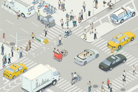 No More Deaths: Vision Zero and the Mission for Roadway Safety