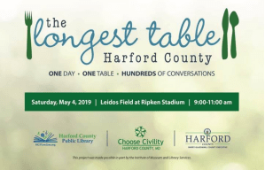 Choose Civility Harford: One Day, One Table, Hundreds of Conversations