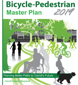 Carroll Planning and Zoning Commission Approves 2019 Bicycle-Pedestrian Master Plan