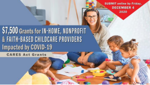 Harford Offers $7,500 COVID-19 Relief Grants to Childcare Providers