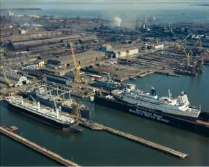Feds Award Port Infrastructure Grant to Sparrows Point