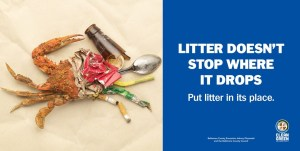 """Litter Blitz"" Commences in Baltimore County"