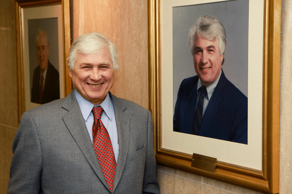 Former Baltimore County Exec, Ted Venetoulis, Dies at 87