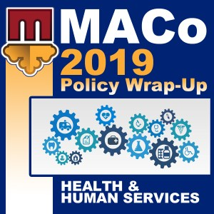 2019 End of Session Wrap-Up: Health and Human Services