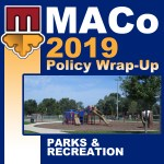2019 End of Session Wrap-Up: Parks & Recreation