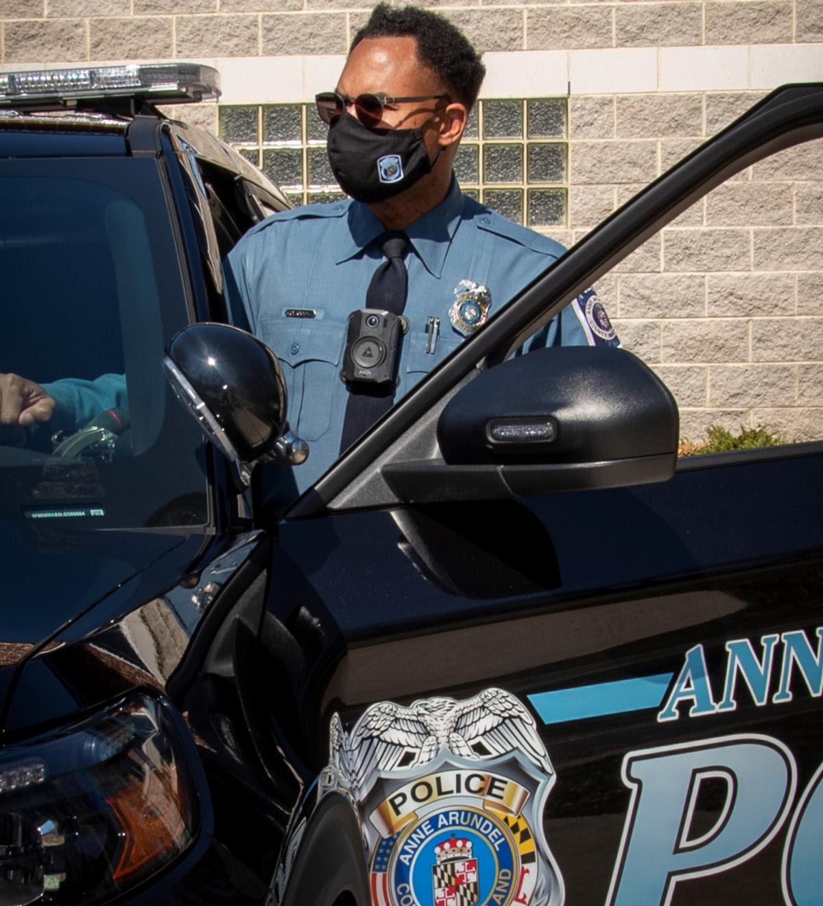 Anne Arundel Police Dept Rolls Out Body-Worn Camera Program