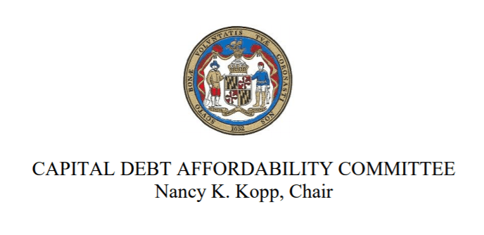 Debt Affordability Committee Discusses GASB 87 and State Tax-Supported Debt