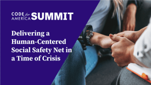 Join Virtual Tech Panel on Government Social Safety Nets
