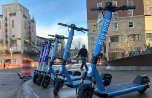 Scooter Sharing Development in Howard County