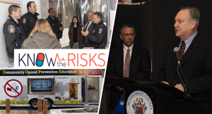 Montgomery Unveils Community Opioid Prevention Trailer