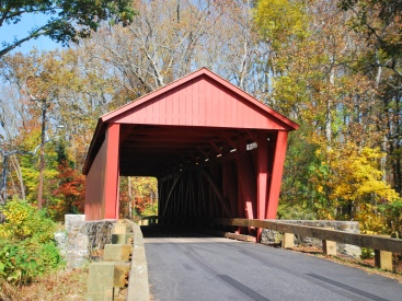 Fun Fact: Which Maryland County Has the Most Covered Bridges?