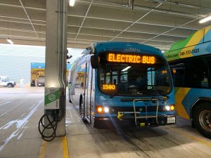 Montgomery to Roll Out Ride On Electric Buses