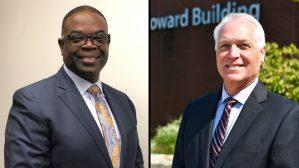 Howard Announces New Directors of Public Works, Finance Departments