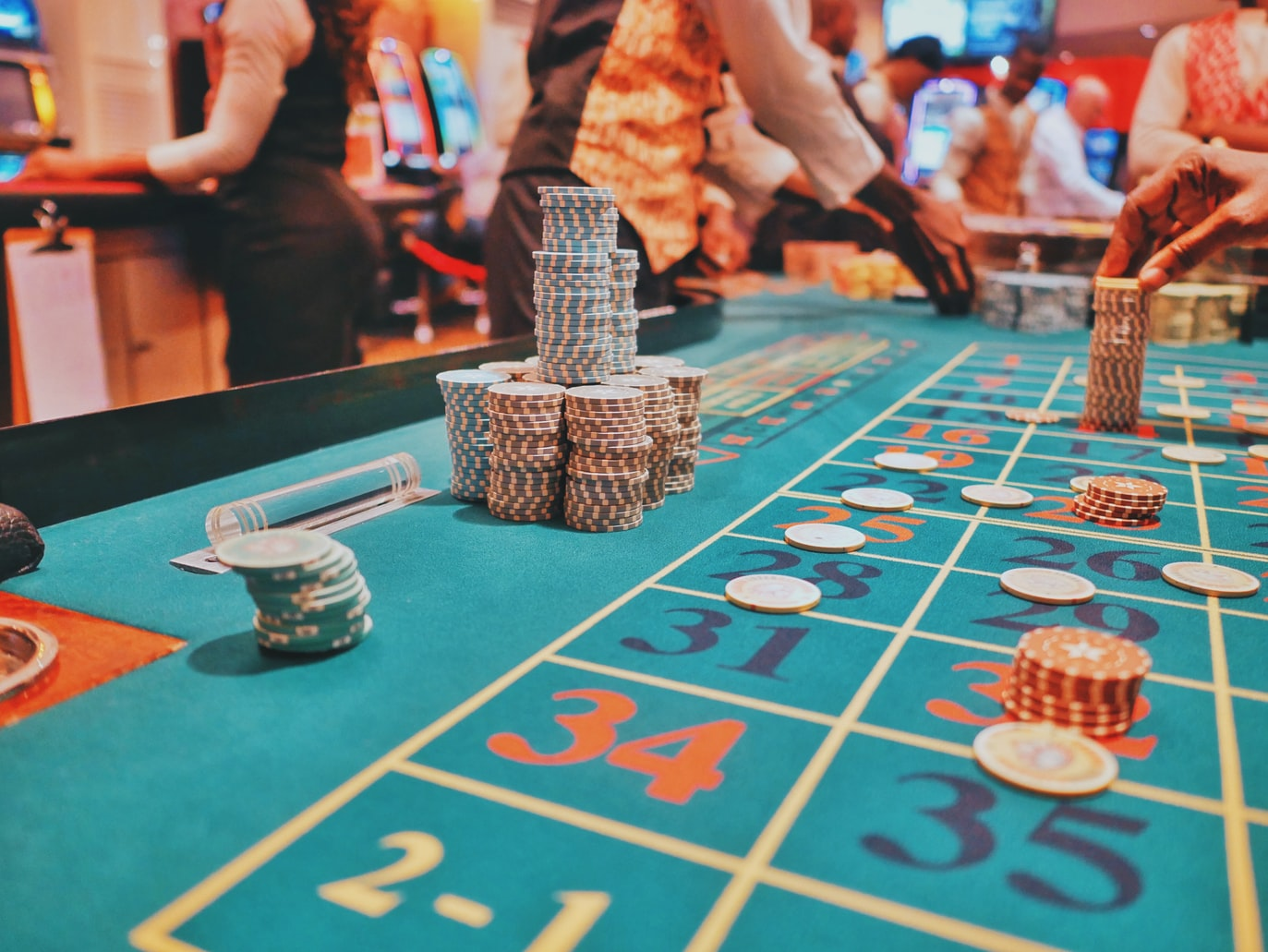 September Casino Gaming Revenue Tops $165M