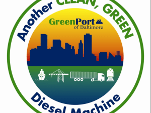 Port of Baltimore Announces $1.8 Million Grant to Reduce Diesel Emissions