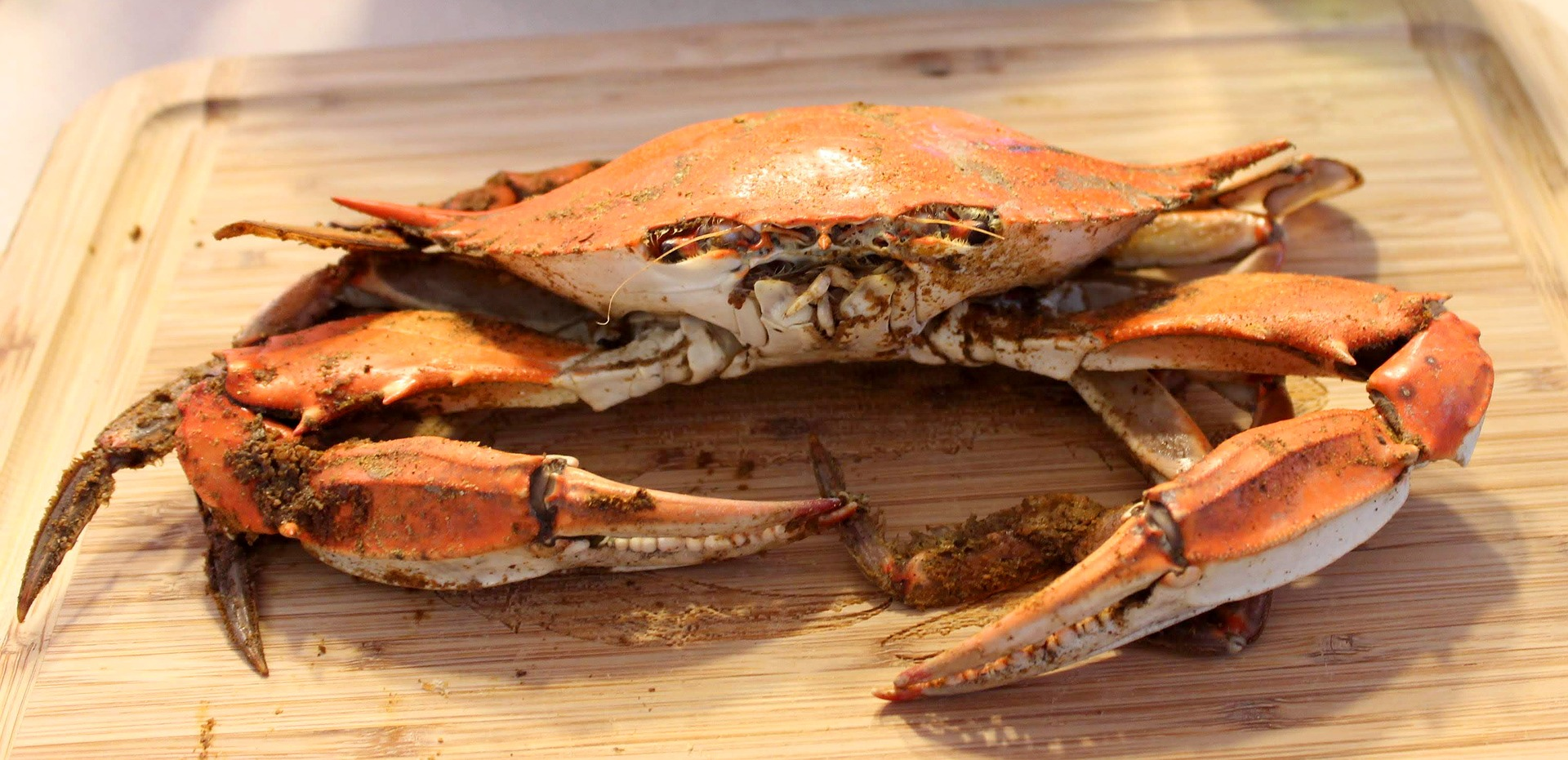 Maryland's Crab Industry Gets Big Boost