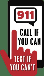 text_to_911_logo