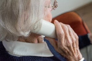 Department of Aging Launches Senior Call Check Program