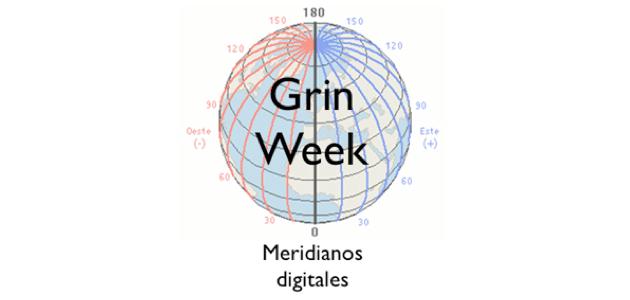 GrinWeek: la web social en el aprendizaje
