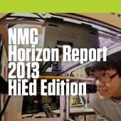 Se habla de…Educación Superior en el Informe NMC Horizon.