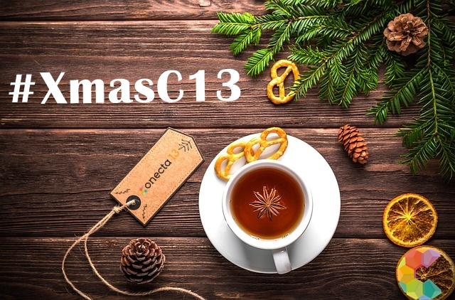 #XmasC13: ¡Contamos contigo!