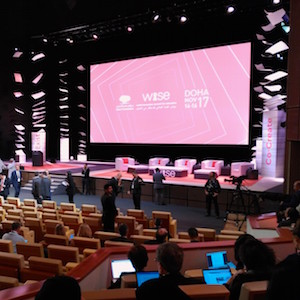 WISE17: Cumbre Internacional de Innovación Educativa