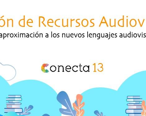 """NOOC """"Creación de recursos audiovisuales"""""""
