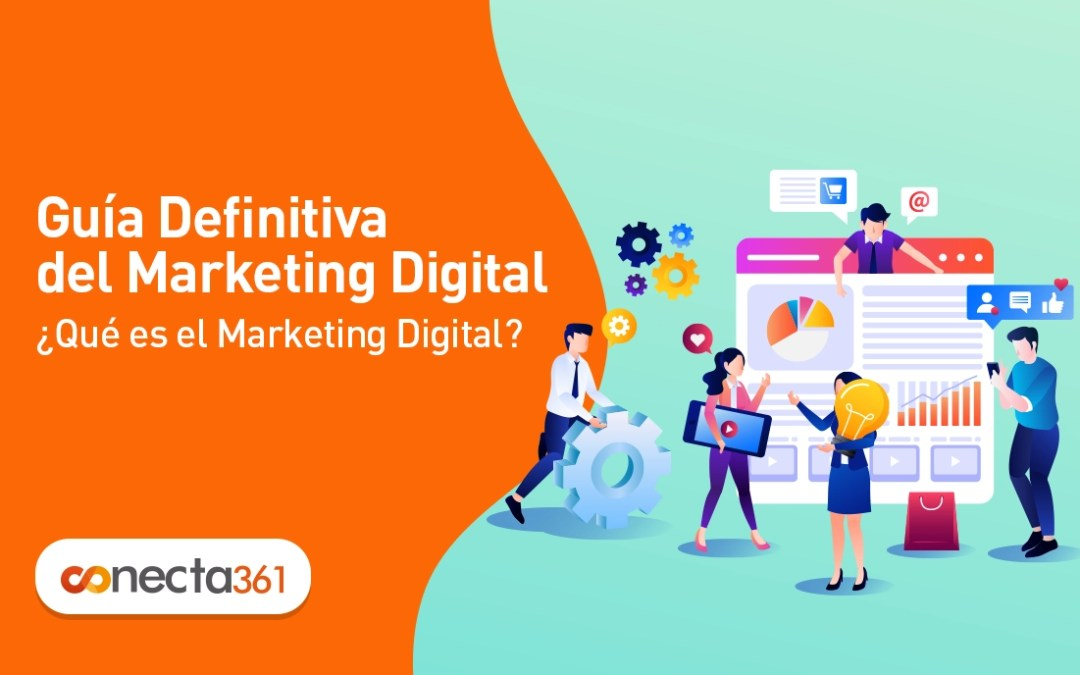 Guía Definitiva del Marketing Online [2019] – ¿Qué es el Marketing Digital?