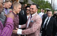 The Bieber's extravaganza and partying ways