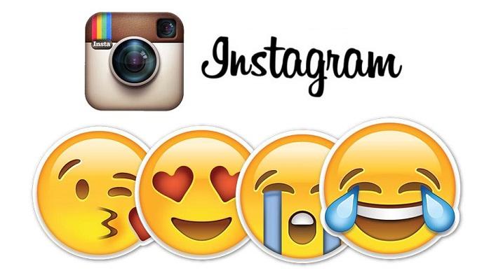 Descubre los mejores emoticones para Instagram