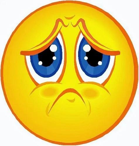 ¿Por qué se usan los emoticones tristes para expresar sentimientos?