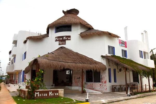 Hoteles en Mahahual