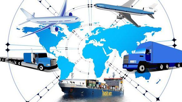 Los medios de transporte que se utilizan en el comercio internacional