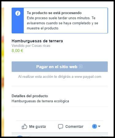 Tienda-Facebook-PayPal